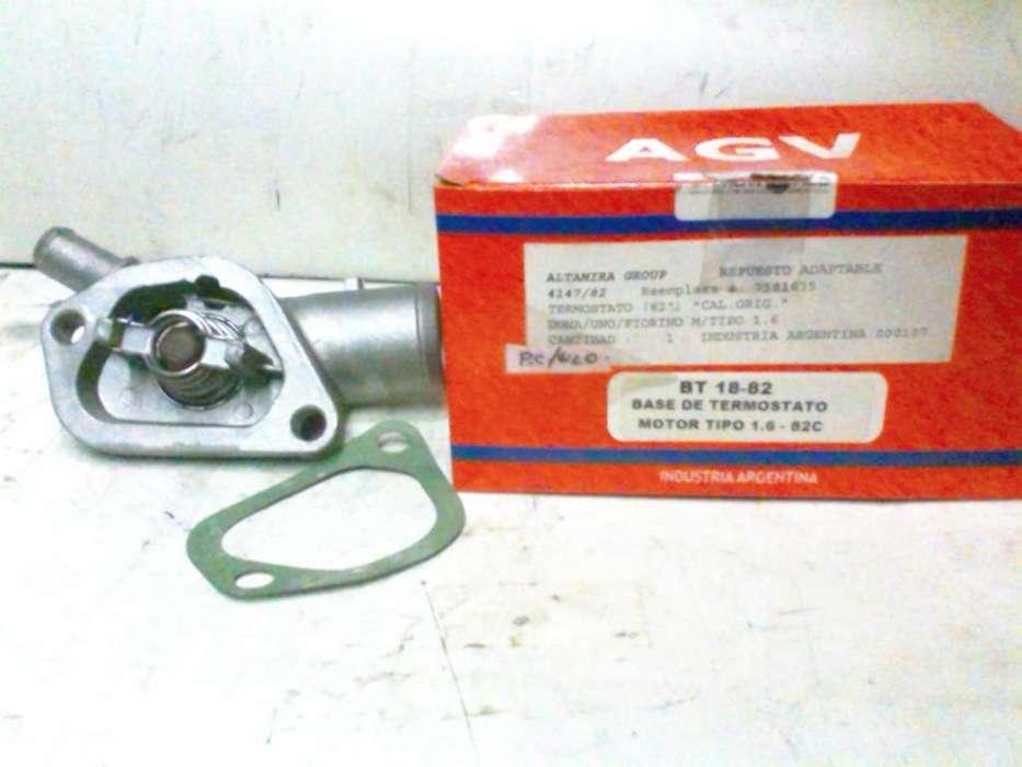 Termostato Fiat Duna Uno Fiorino motorV tipo 1.4 1.6 AG