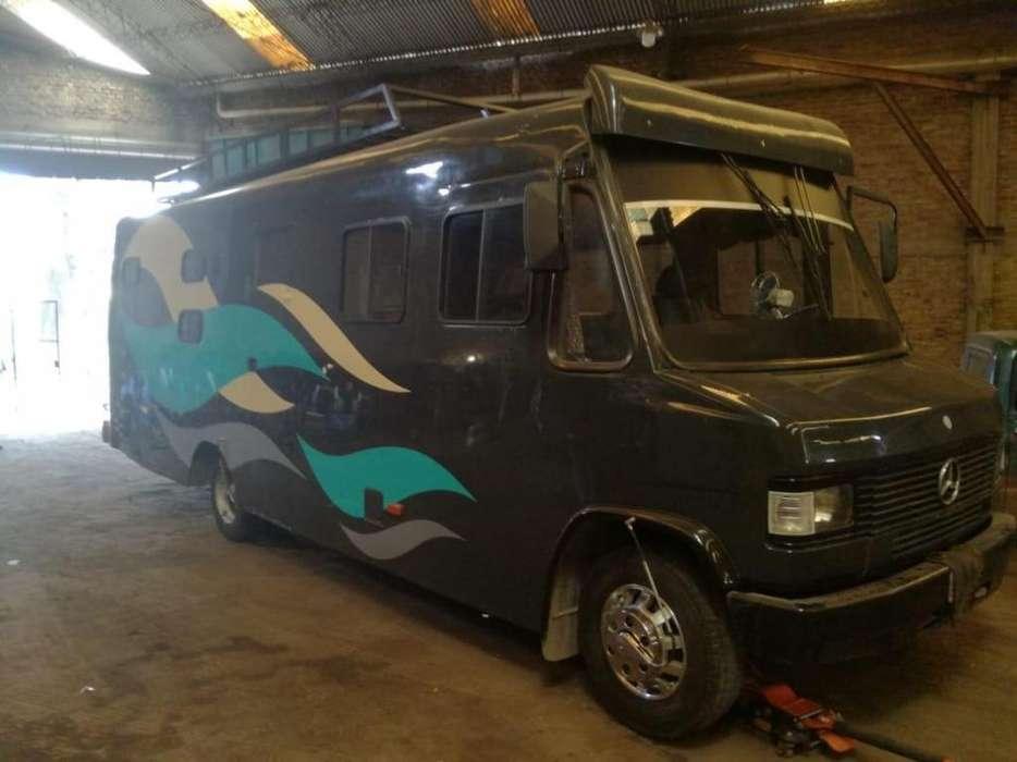 <strong>motorhome</strong> Mercedes 814 Casa Rodante