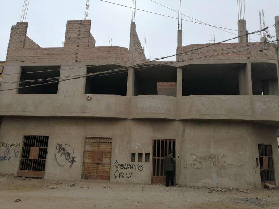 Terreno Construido en Oquendo, Callao