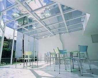 Laminas de Control Solar para Casa baja el calor