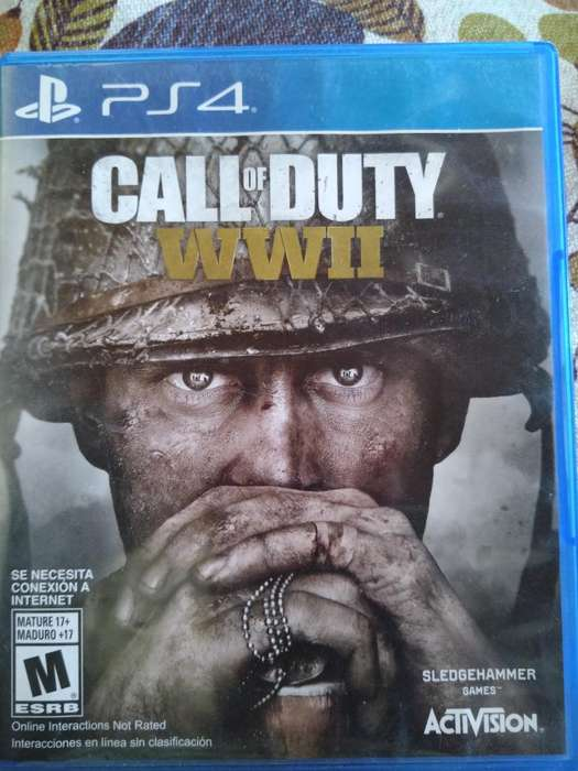 Vendo O Intercambio Call Of Duty Ww2