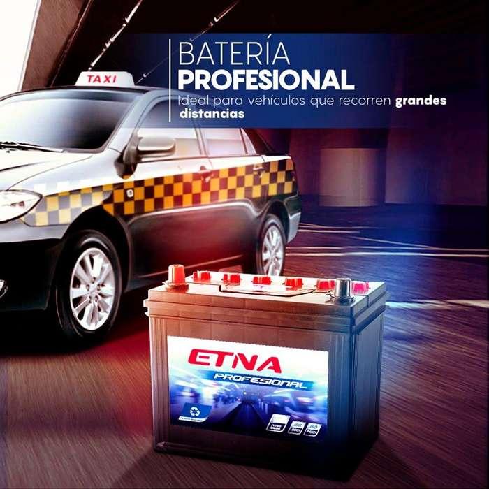 Batería Etna Profesional