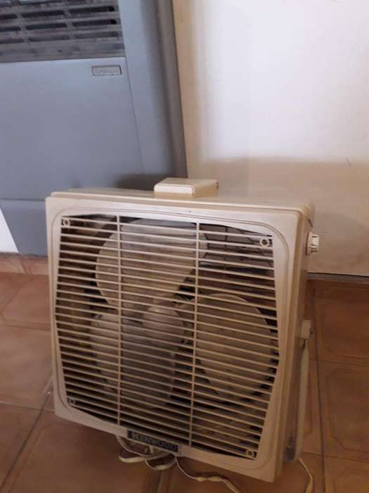 Turbo Ventilador Kenwood