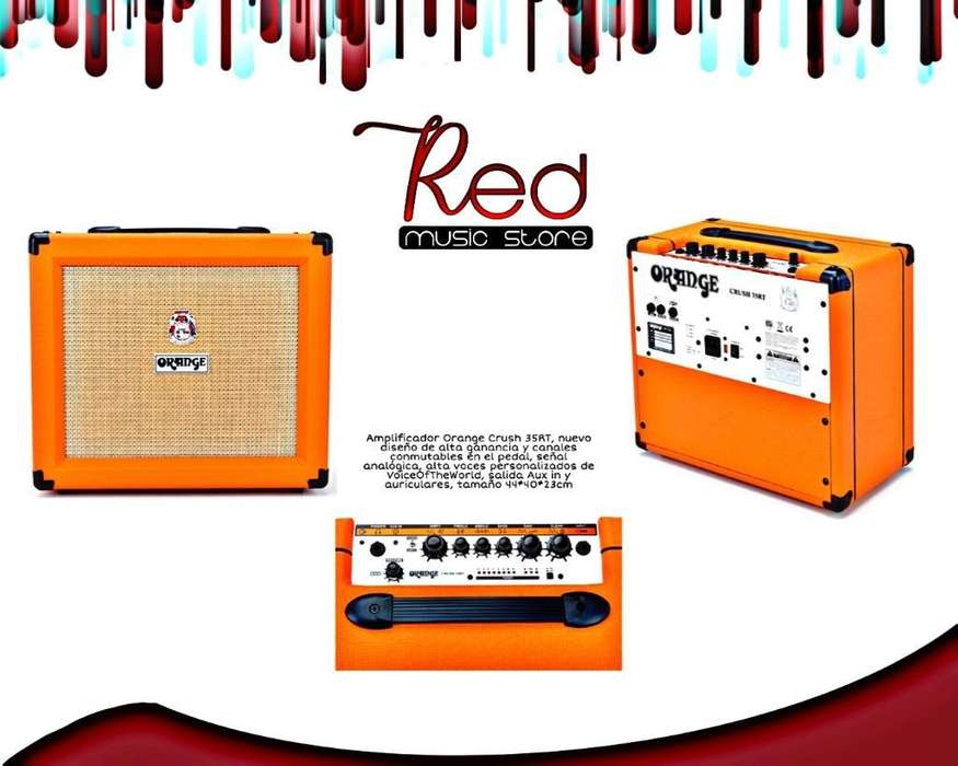 Amplificadores Orange