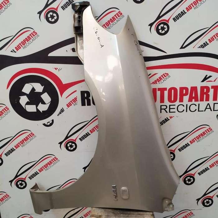 Guardabarro Delantero Izquierdo Toyota Corolla 3800 Oblea:0310-822
