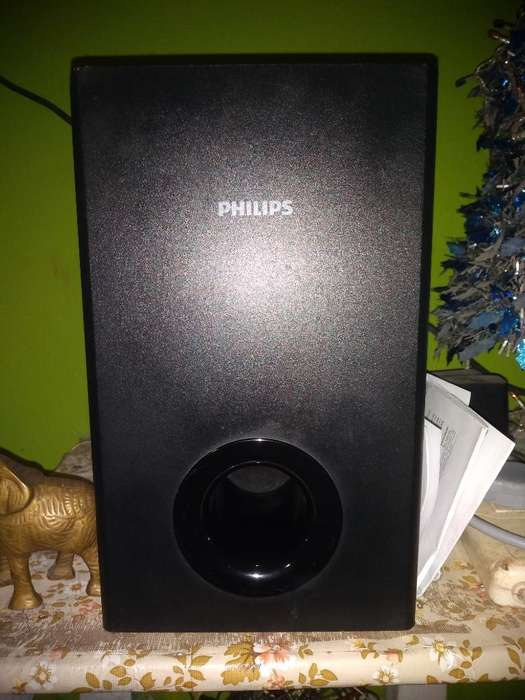 Home Theater Philips Modelo Hts2500/55