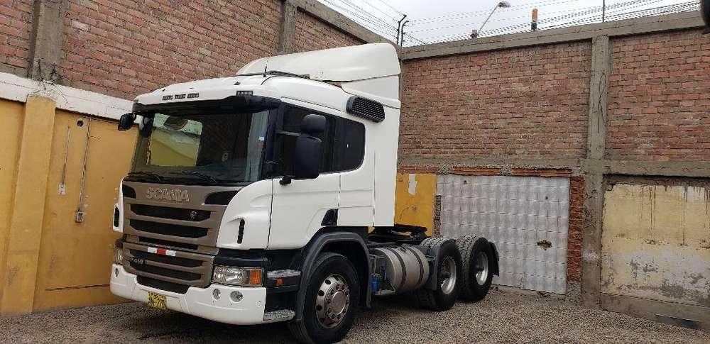 Tracto Scania