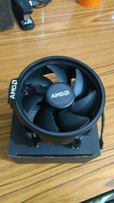 Cooler Amd para Ryzen 7 2700 Rgb Nuevo