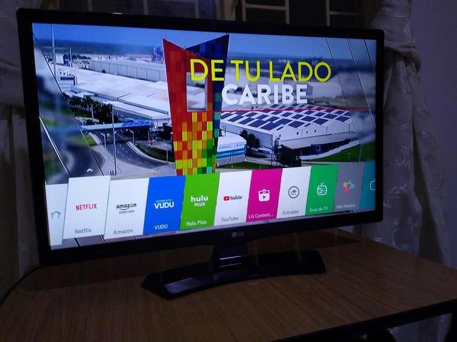 Tv Smart Lg 24 Perfecto Estado Funcional