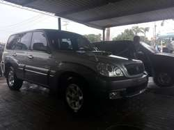 Hyundai Terracan 2007, Power Plus, 4x4, turbo diesel