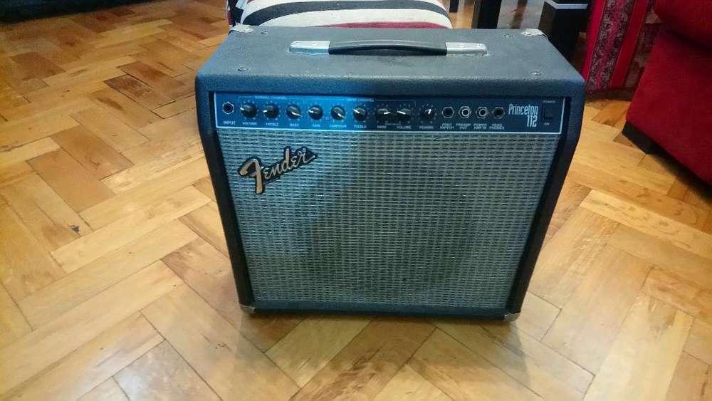 Amplificador Fender Princeton 112