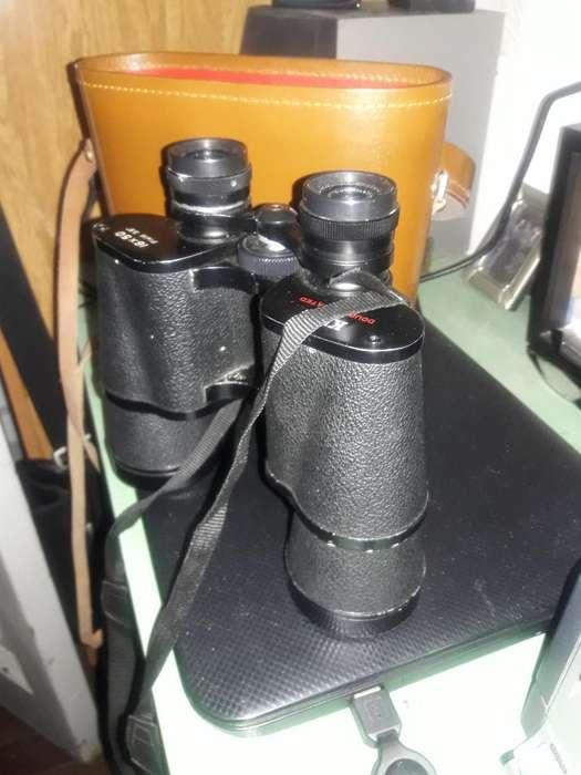 Binoculares con Estuche Y Correa 2000