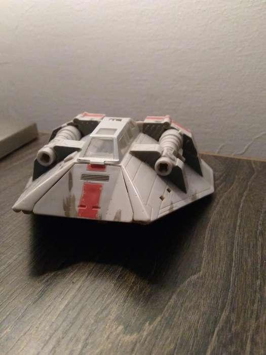Star Wars T-47 transformers crossover de colección