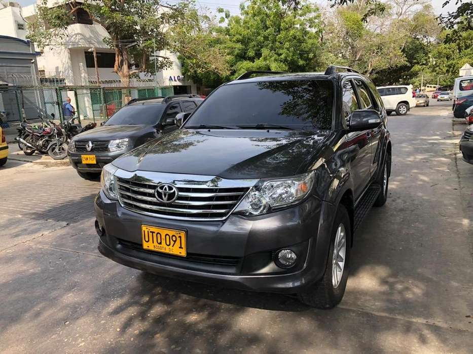 <strong>toyota</strong> Fortuner 2015 - 78000 km