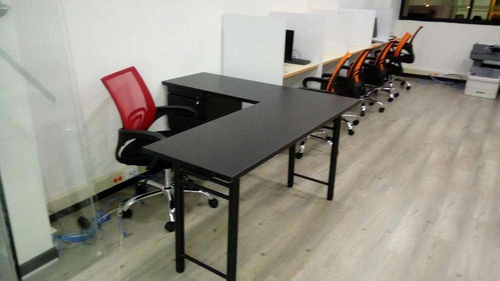 Muebles para Oficina Divisiones Puestos