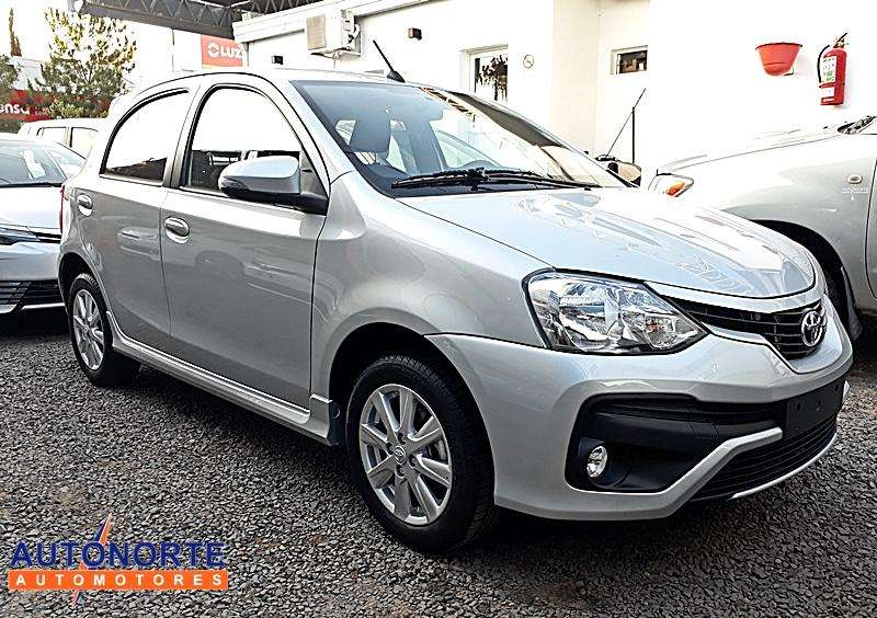 <strong>toyota</strong> Etios 2019 - 0 km