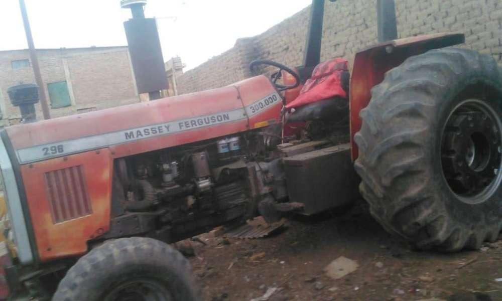 Se vende Tractor Massey Fergunson 296