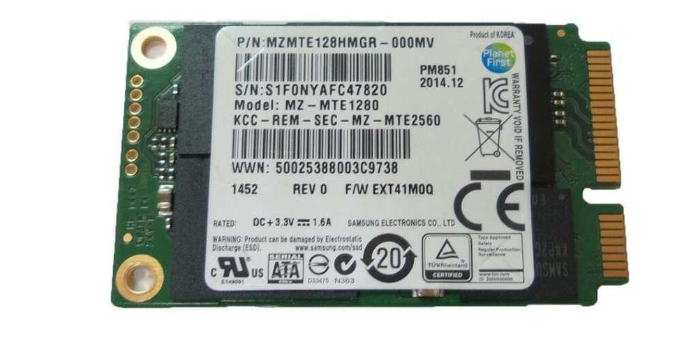 Disco Duro Ssd Samsung Mzmte1280 128gb