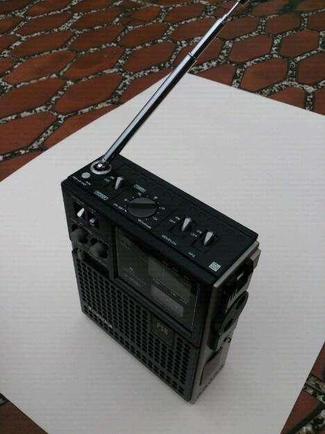 Radio Sony Multibandas Made In Japón Am