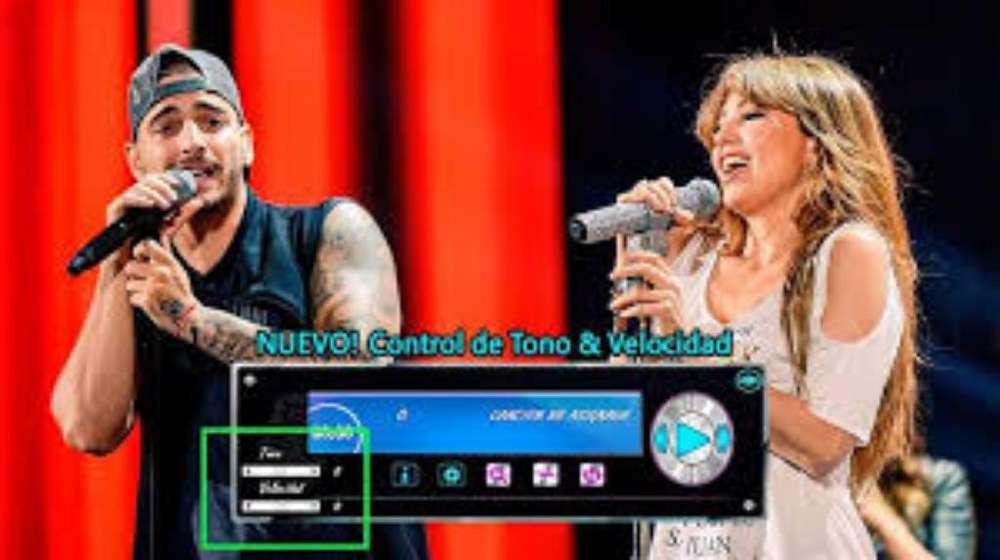 <strong>karaoke</strong> Profesional con Pistas Originale