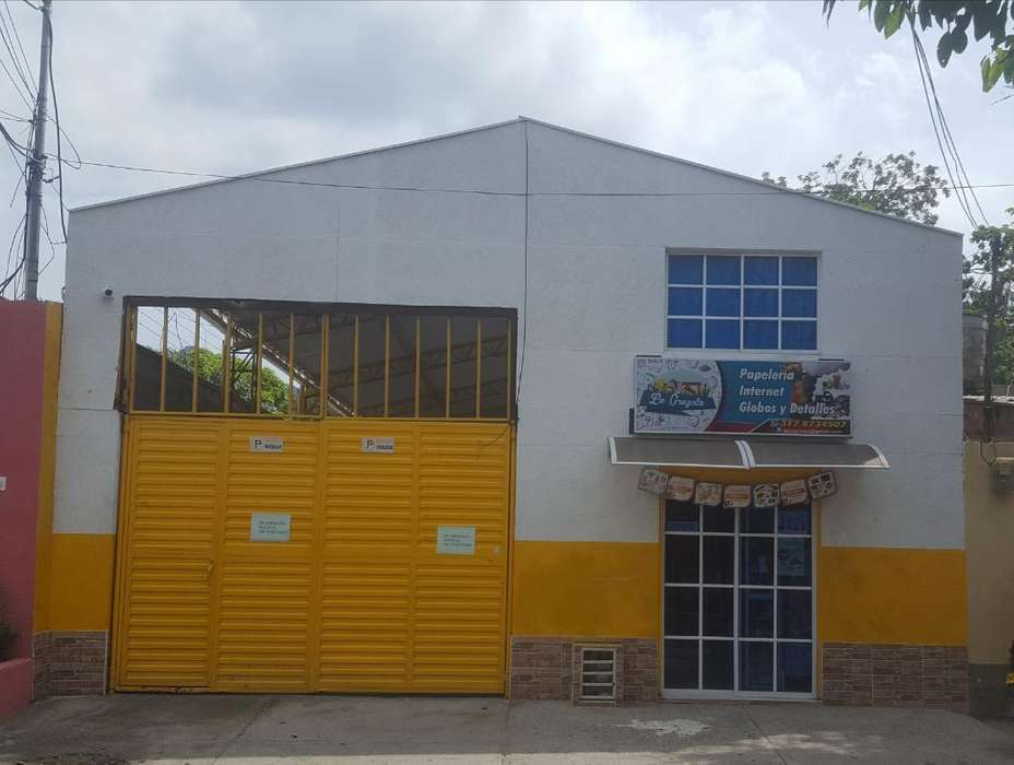 Venta O Permuta de Bodega en Santa Marta