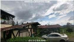 Arriendo Casa Empresarial CAE-006 de 19000 mts2 Vía Armenia Pereira