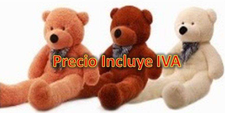 Peluches Osos Oso Panda Pandas Gigantes 1,60 Metros 160 CM Oferta Nuevo PRECIO INCLUYE IVA
