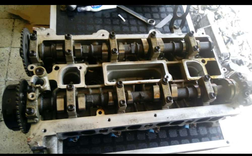 Culata Usada Y Motor de Cx7