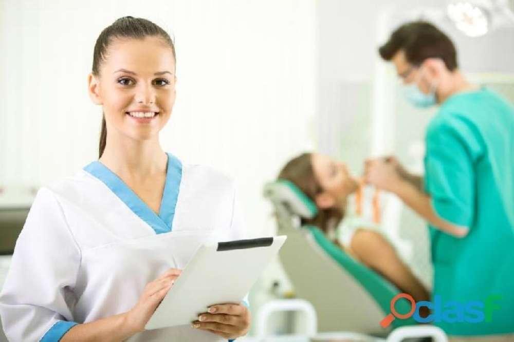 Busco Auxiliar de Odontologia