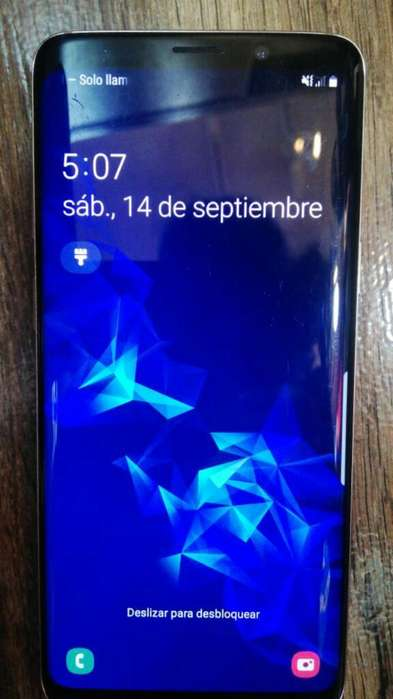 Samsung Galaxys9 Plus en Perfecto Estado