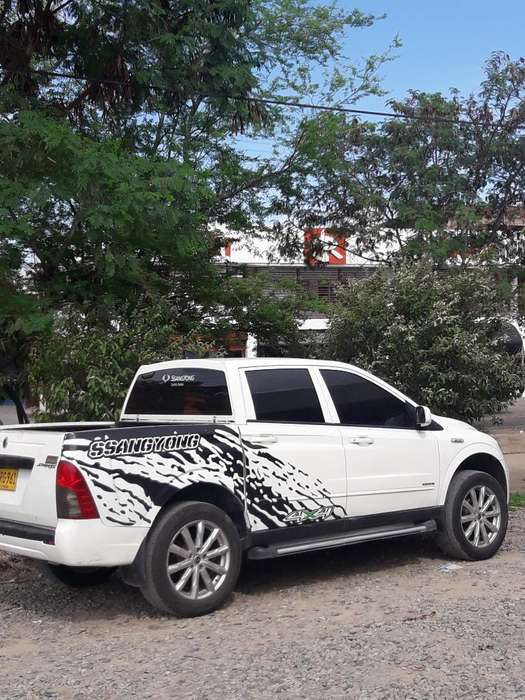 Ssangyong Actyon 2013 - 0 km