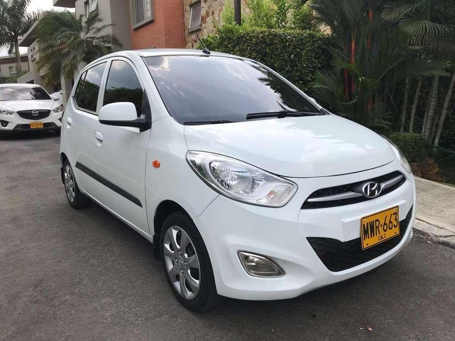 Hyundai i10 2013 - 52000 km