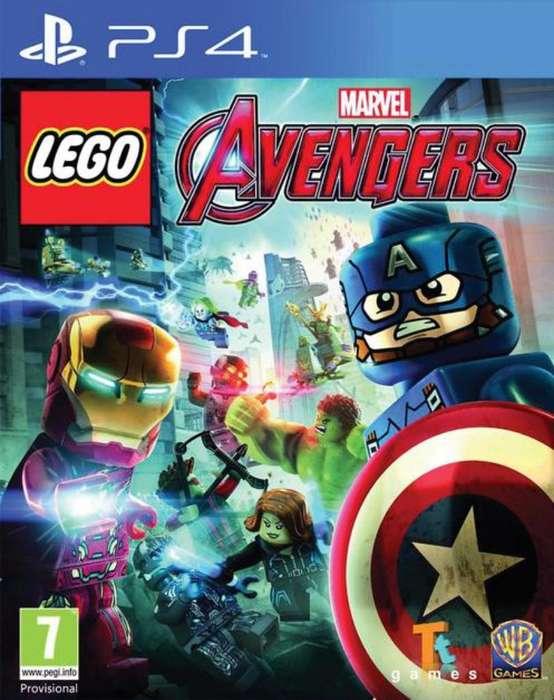 Vendo Cambio Lego Avengers Ps4