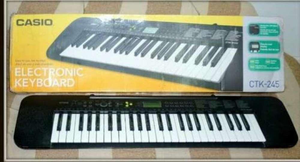 Teclado/órgano Casio Modelo Ctk-245