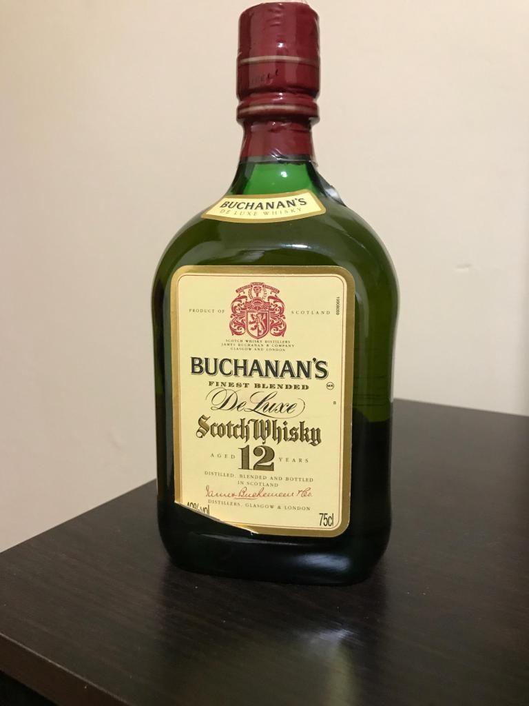 Whisky Buchanans 100 Original