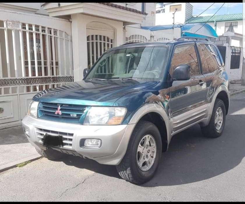 Mitsubishi Montero 2001 - 198500 km