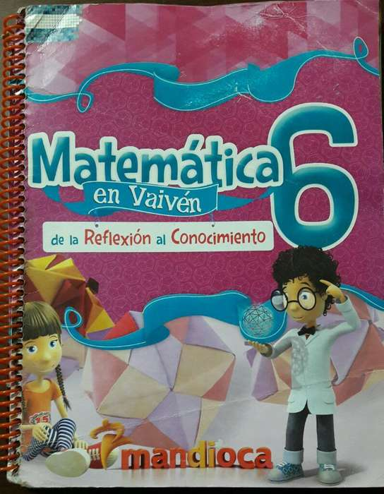 Matemática en Vaivén 6