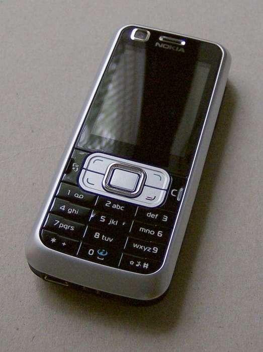 Vendo Nokia 6120 Classic