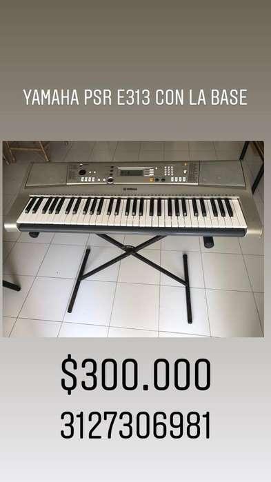Piano Yamaha Psr E313