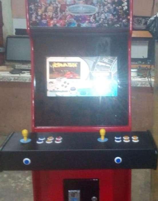 Maquina arcade sistema 7/1