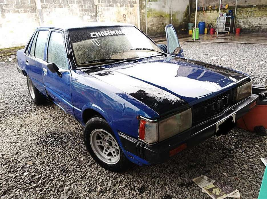 Toyota Corolla 1982 - 100 km