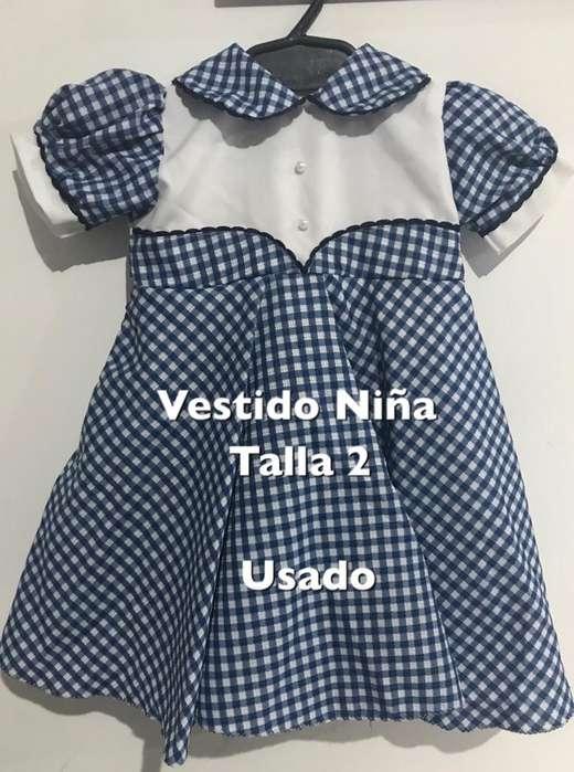 Vestido Formal para Niña