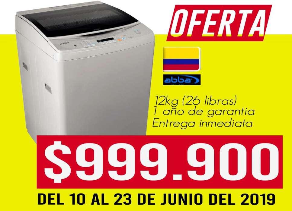GRAN OFERTA DE LAVADORA
