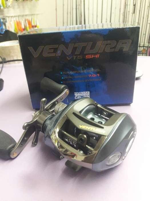 Reel.marine Sport Ventura Vt5 Nuevo
