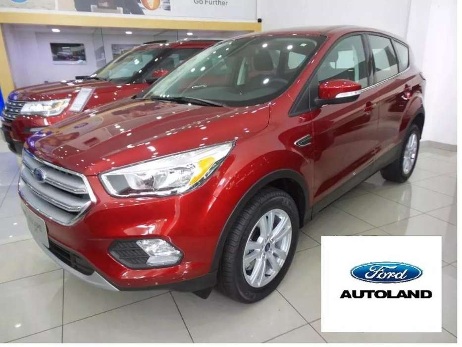 <strong>ford</strong> Escape 2020 - 0 km