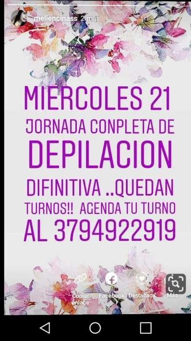 Depiiiiii!!!!! Luz Pulsada