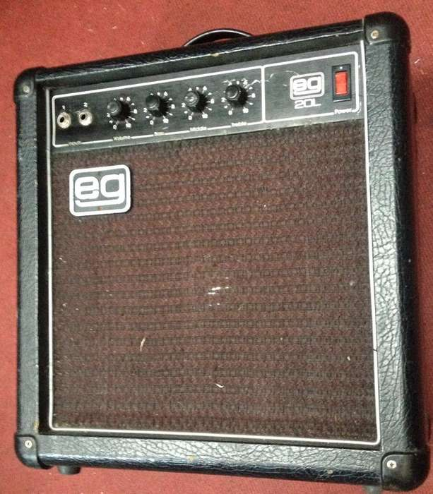Amplificador Bajo