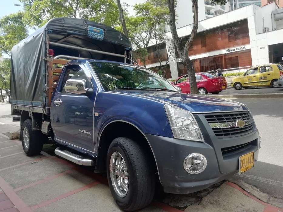 Chevrolet Dmax 2011 - 103000 km