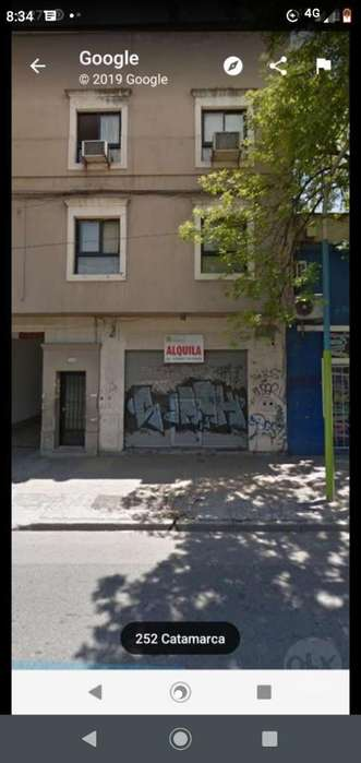 Local Calle Catamarca 200