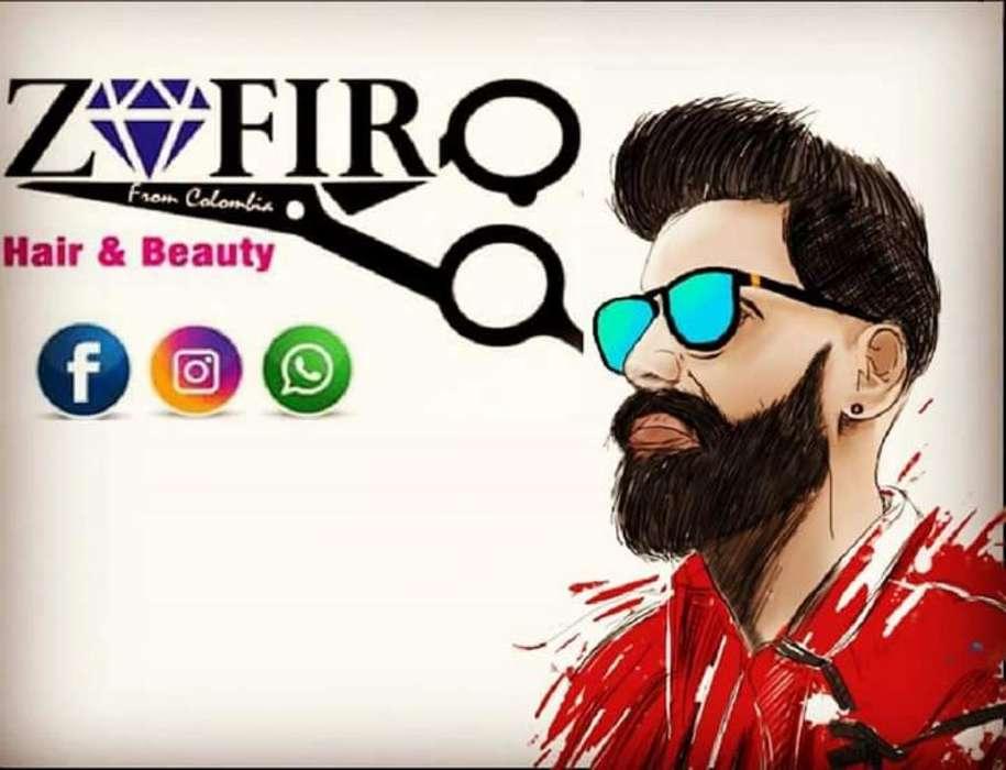 Barbería Zafiro